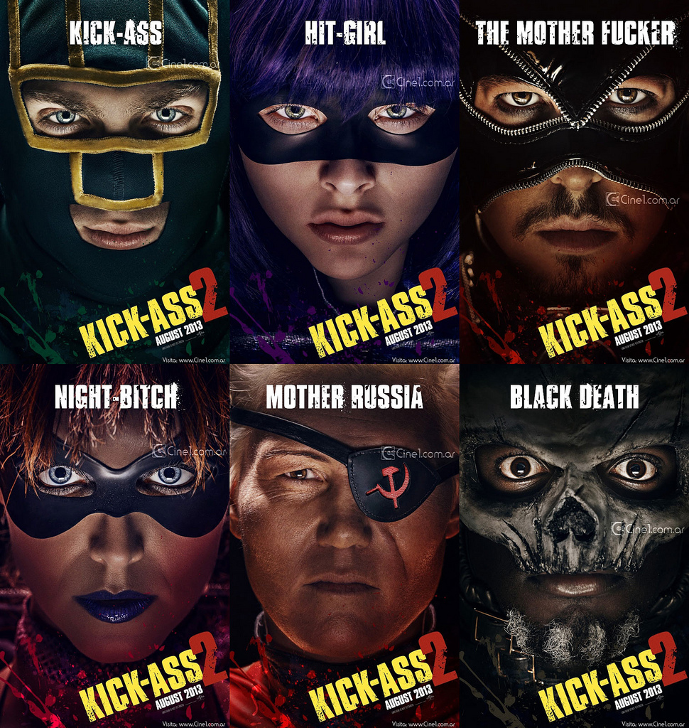 Kick-Ass 2 Green Band Trailer